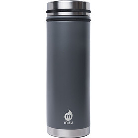 MIZU V7 Bidon with V-Lid 700ml szary